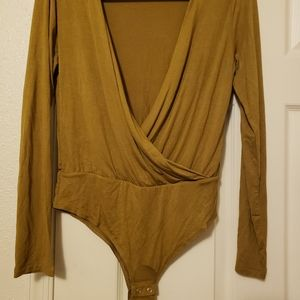 Body suit that matches joggers